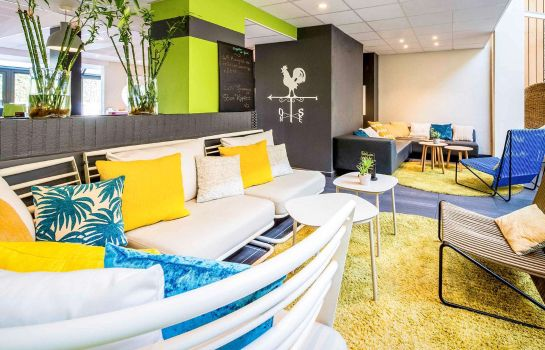 Hotel bar ibis Styles Toulouse Labège