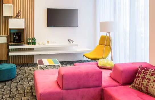 Hotel-Bar ibis Styles Lviv Center
