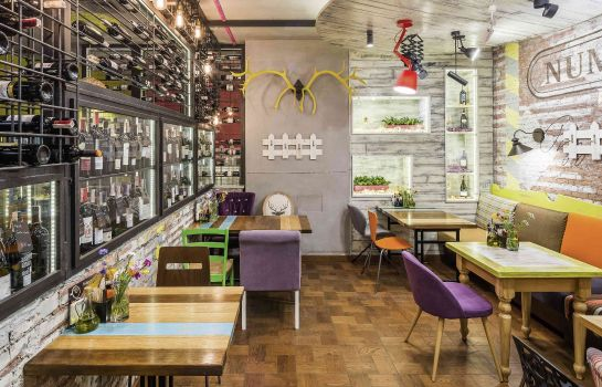 Restaurant ibis Styles Lviv Center