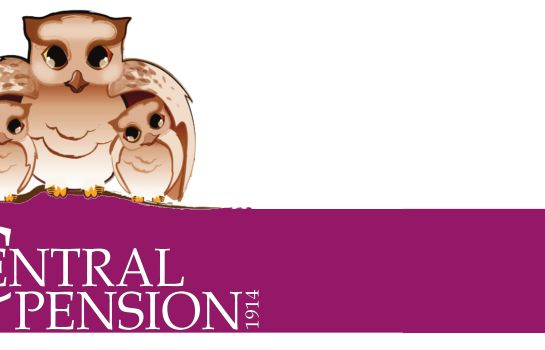Zertifikat/Logo Central Pension