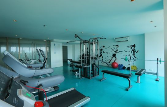 Sports facilities KL Serviced Residences