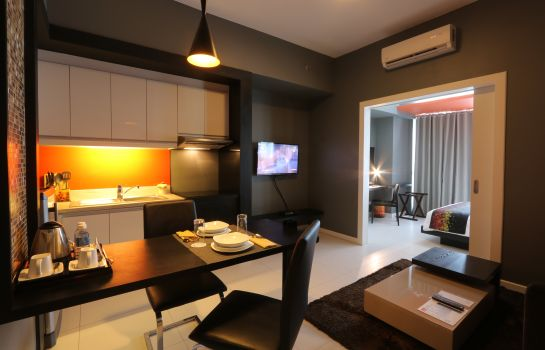Double room (superior) KL Serviced Residences