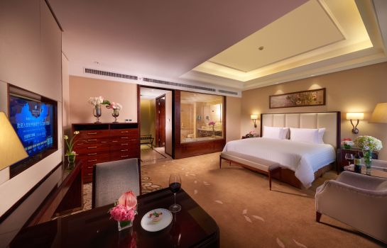 Chambre individuelle (confort) Grand New Century Hotel Shengtai Hangzhou