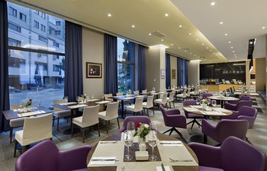 Restaurant DoubleTree by Hilton Trabzon