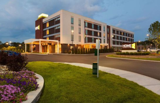 Exterior view Home2 Suites by Hilton Albany Airport-Wolf Rd