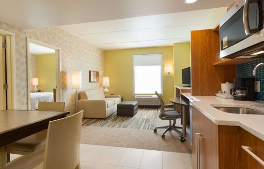 Kamers Home2 Suites by Hilton Albany Airport-Wolf Rd