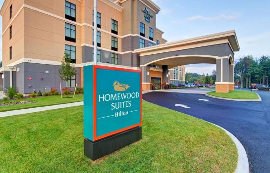 Exterior view Homewood Suites by Hilton Clifton Park