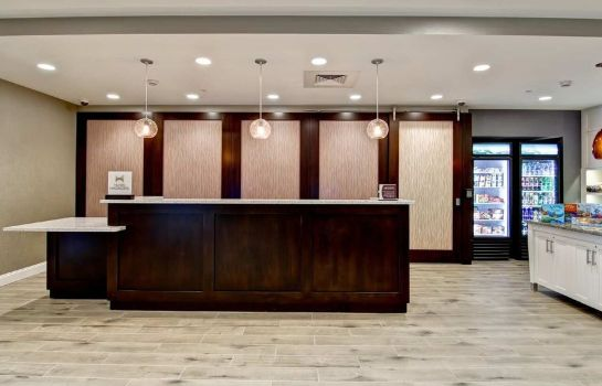 Lobby Homewood Suites by Hilton Clifton Park
