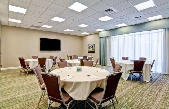Conference room Homewood Suites by Hilton Clifton Park