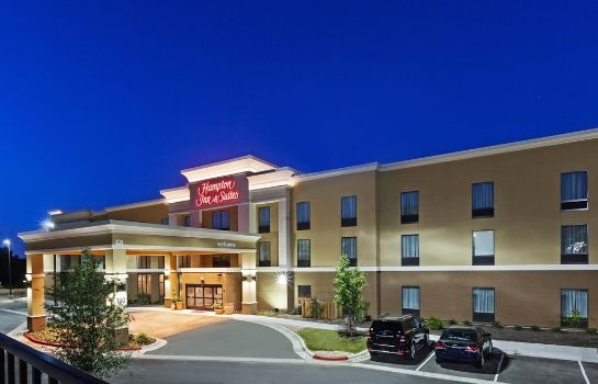Außenansicht Hampton Inn and Suites Georgetown-Austin North TX
