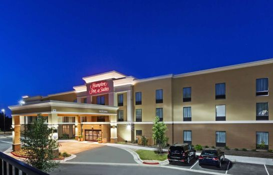 Vue extérieure Hampton Inn and Suites Georgetown-Austin North TX