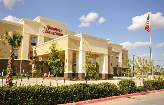 Vista esterna Hampton Inn and Suites Hutto