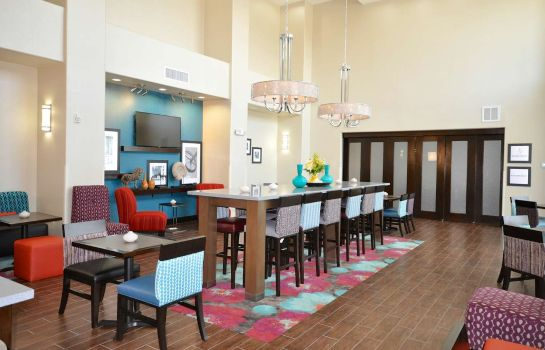 Restauracja Hampton Inn and Suites Hutto
