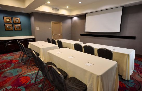 Sala konferencyjna Hampton Inn and Suites Hutto