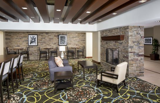 Lobby Staybridge Suites ATLANTA - MIDTOWN