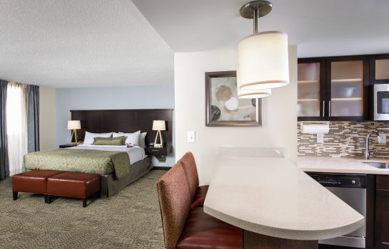 Chambre double (standard) Staybridge Suites ATLANTA - MIDTOWN