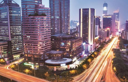Exterior View River Hotel Chongqing
