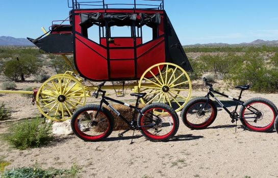 Obiekty sportowe Stagecoach Trails Guest Ranch