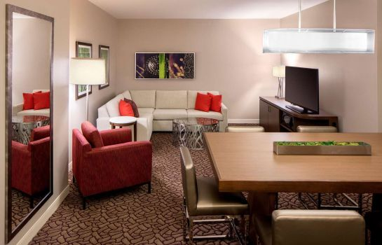 Zimmer Hilton Garden Inn Downtown Dallas