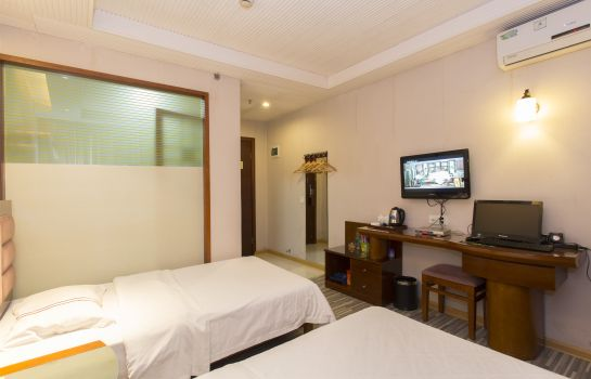 Chambre double (confort) Kaiserdom Changsha Xizhan