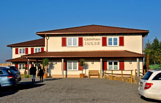 Exterior view Amboss Gasthaus