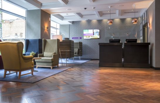 Hotelhalle Park Inn by Radisson Bucharest Hotel & Residence