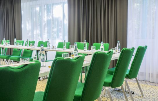 Tagungsraum Park Inn by Radisson Bucharest Hotel & Residence