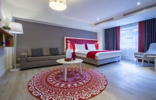 Zimmer Park Inn by Radisson Bucharest Hotel & Residence