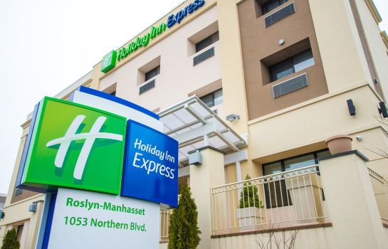 Exterior view Holiday Inn Express ROSLYN - LONG ISLAND