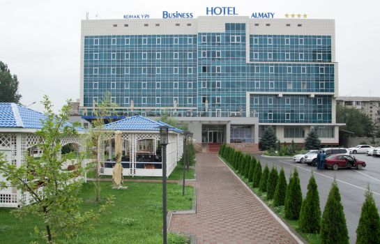 Exterior view Business Hotel Almaty Business Hotel Almaty
