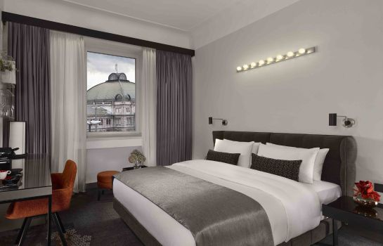 Chambre double (standard) Park Plaza Nuremberg