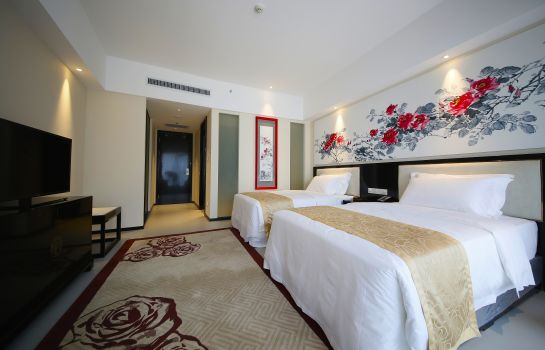 Double room (superior) Howard Johnson City of Flower
