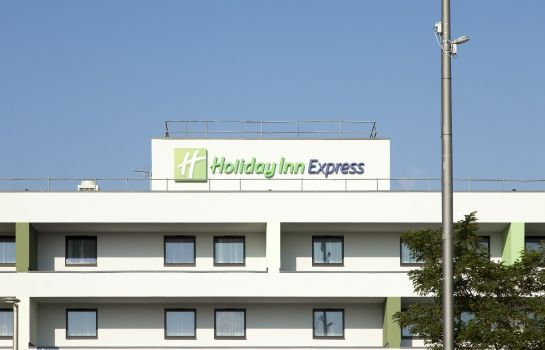 Exterior view Holiday Inn Express MIDDLESBROUGH - CENTRE SQUARE