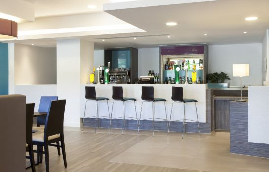 Bar del hotel Holiday Inn Express MIDDLESBROUGH - CENTRE SQUARE