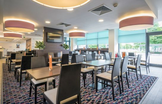 Restaurant Holiday Inn Express MIDDLESBROUGH - CENTRE SQUARE