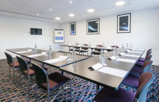 Salle de séminaires Holiday Inn Express MIDDLESBROUGH - CENTRE SQUARE