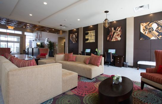 Hall de l'hôtel Holiday Inn MURFREESBORO