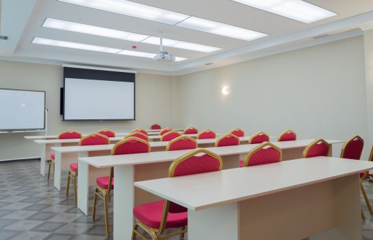 Conference room Business Hotel Almaty Business Hotel Almaty