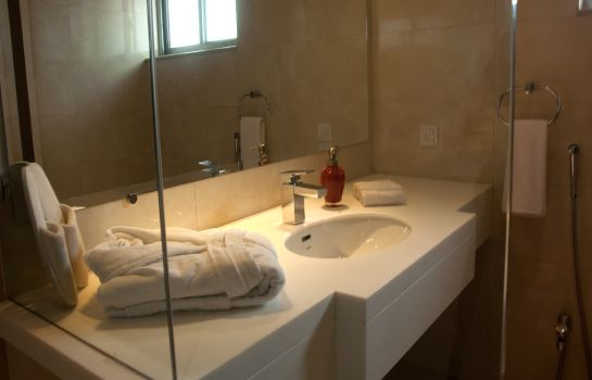 Bathroom Hotel One Downtown Lahore