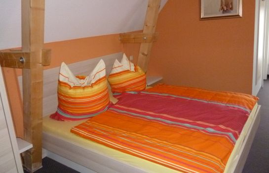 Double room (standard) Pension-Eiscafe-Libelle