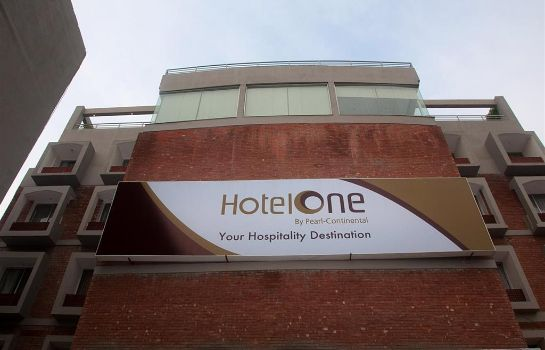 Exterior view Hotel One Downtown Lahore