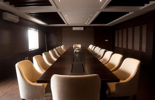 Conference room Hotel One Downtown Lahore