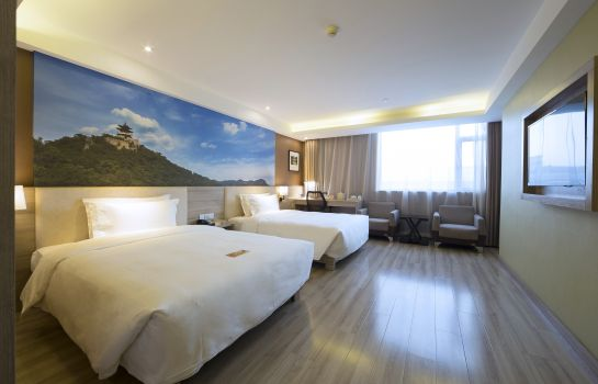 Doppelzimmer Komfort Atour Hotel Economic Development Zone