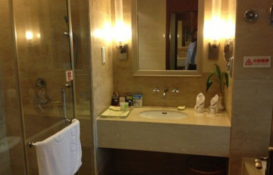 Badezimmer Wan Li Long Business Hotel