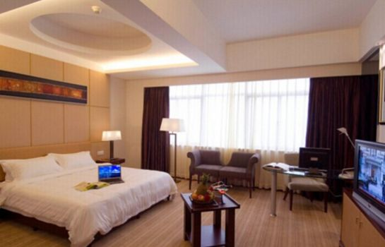 Innenansicht Wan Li Long Business Hotel