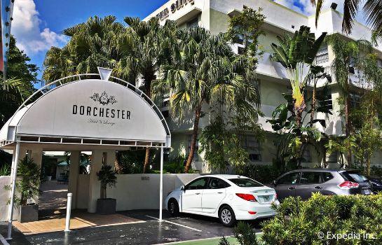 Exterior View Dorchester Hotel