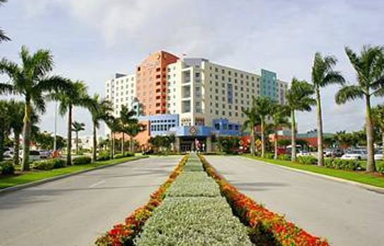 Buitenaanzicht Miccosukee Resort and Gaming