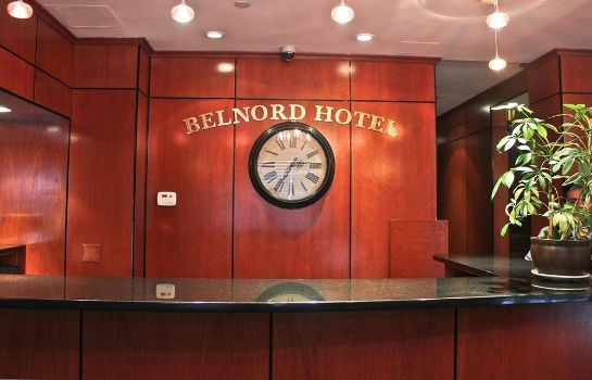Empfang Belnord Hotel