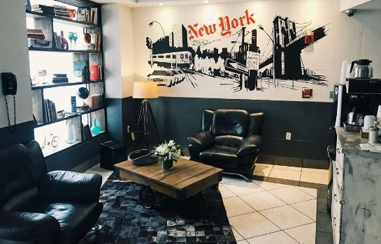 Hotelhalle CITY ROOMS NYC - Soho