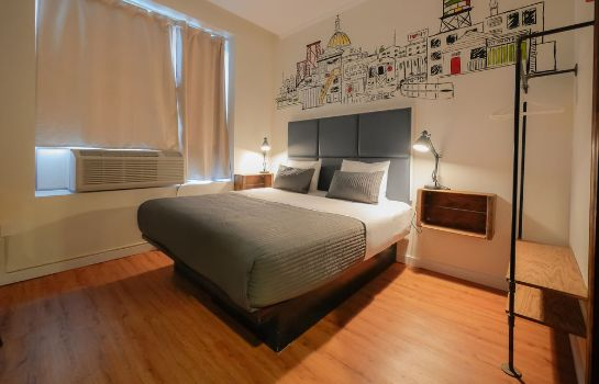 chambre standard CITY ROOMS NYC - Soho